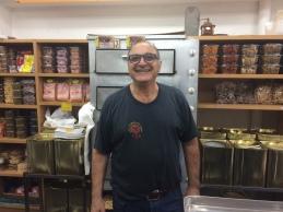 Danny in his shop